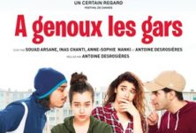 gagnez 3×2 places pour A genoux les gars, le film d'Antoine Desrosières
