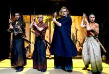 «Les Trois Samouraïs» du Mystère Bouffe : des mousquetaires japonisés
