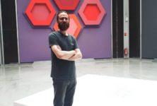 Djeff électrise la Fondation Vasarely avec ses oeuvres polymorphes
