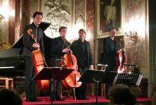 Estivales de musique en Médoc: trois violoncellistes à l'Église de Saint-Estèphe