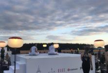 Soirée de Yoga sur le Tarmac de Charles de Gaulle [Live-Report]