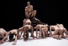 «Anima Ardens» : Thierry Smits et son rituel 100% mecs s'imposent à la Manufacture