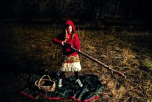 Edith Amsellem revisite le Petit Chaperon Rouge et accouche du magistral «J'ai peur quand la nuit sombre»