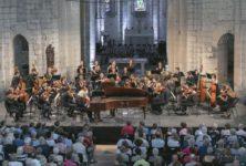 Festival de Saintes 1: Claviers d'époque