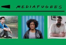 Nassim Sari présente Mediafugees, le média qui met fin à la rime «migrant.e.s – misère»