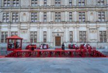 «Noces de sang» au Château de Grignan