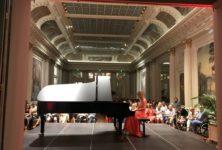 Plaisirs pianistiques variés à Biarritz