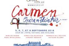 Gagnez 2×2 places pour Carmen de Bizet le 8 septembre, Opéra en plein air