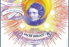 Ouverture du Festival Berlioz à la Côte-Saint-André