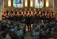 Rencontre musicale de Vézelay 1 : Merveilleuse harmonie par Figure Humaine Kammerchor à Avallon