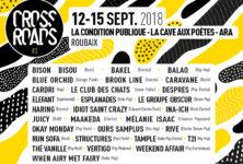 Gagnez 2×1 pack de 6 disques Crossroads Festival #3