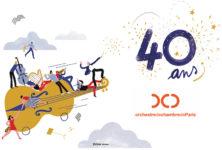 Gagnez 5×2 places pour le 40ème anniversaire de l'Orchestre de chambre de Paris