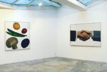 Les années Pop de l'artiste suisse Peter Stämpfli à la galerie Georges-Philippe et Nathalie Vallois