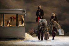 Le «31, rue Vandenbranden» du collectif «Peeping Tom passe au numéro 32 avec le Ballet de Lyon