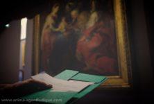 Projet Exodus : jeu d'enquête au musée du Louvre