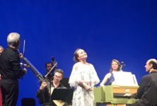 Julia Lezhneva et le Kammerorchester Basel font vivre la passion baroque à Tours