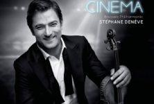 Renaud Capuçon émerveille l'Olympia avec des musiques de cinéma