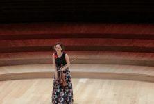 Seule dans Bach, Hilary Hahn transporte la Maison de la Radio
