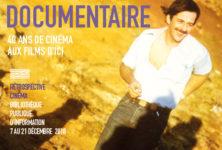 Gagnez 10×2 places pour GÉNÉRATION DOCUMENTAIRE (La Cinémathèque du documentaire à le Bpi)