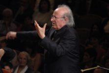 Eliahu Inbal et l'ONPL s'attaquent avec passion à la Symphonie n°9 de Mahler