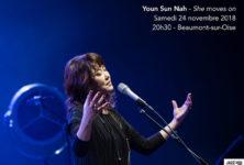 Gagnez 20×2 invitations pour le concert de YOUN SUN NAH / Festival Jazz au fil de l'Oise