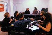 Radio Néo: Toute La Culture aux commandes avec comme invité Elisabeth Golovina-Benoit