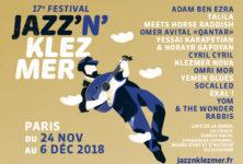Gagnez 2 places pour le concert d'Adam Ben Ezra / Jazz N'Klezmer