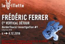 Gagnez 5×2 places pour Frédéric Ferrer / Cie Vertical Détour