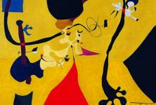 Miró au Grand Palais: des rêves grandeur nature