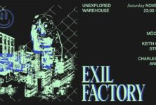 Exil Factory : Les pointures de la techno assurent – Report