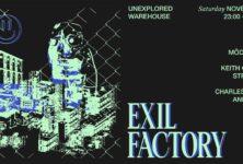Exil Factory : Les pointures de la techno assurent – Report