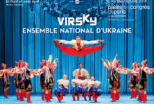 Gagnez 4×2 places pour Virsky, ensemble national d'Ukraine