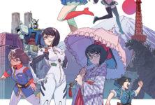 De Godzilla à Hatsune Miku, Tokyo et le manga