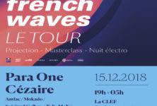 Gagnez 1×2 places pour la soirée French Waves