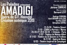Gagnez 5×2 places pour Amadigi (opéra en 3 actes – 1715) de G. F. Haendel