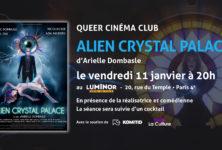 Gagnez 3×2 places pour le Queer Cinéma Club spécial Arielle Dombasle