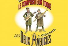 Offenbach et Hervé pour l'ouverture de la saison opéras-bouffes de Bru Zane au studio Marigny