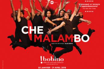 Gagnez 5×2 places le spectacle CHE MALAMBO au théâtre Bobino