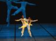 Lucinda Childs et Trisha Brown pour la première fois dans un même programme avec « Dance » et « Set and Reset ».