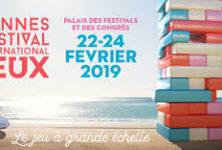 Festival International des Jeux de Cannes: sur la croisette ludique