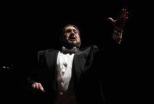 Nicola Alaimo, le récital comme à la maison d'un enfant du pays