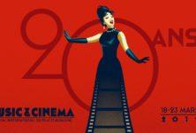 Palmarès de la 20e édition du Festival International du Film d'Aubagne