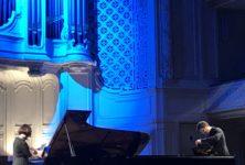 Passion Franco-russe pour un et deux pianos par Ludmilla Berlinskaïa et Arthur Ancelle à la salle Gaveau