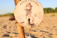 La Petite Baigneuse : la fraicheur d'Arcachon, la douceur du lait d'ânesse