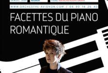Soirée romantique à l'Opéra d'Avignon