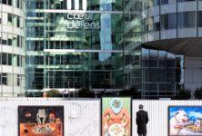 FESTIN: l'art contemporain s'affiche sur l'Esplanade de la Défense!