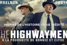 The Highwaymen : la traque de Bonnie & Clyde sur Netflix