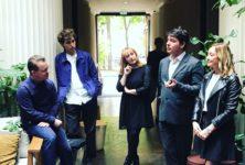 Rencontre avec Marielle Chabal, Grégory Chatonsky et Léonard Martin, les trois lauréats des Audi Talents