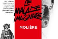 Daniel Auteuil dans « Le malade imaginaire », une des pièces mythiques de Molière !