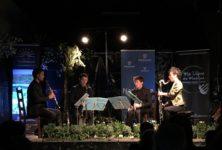 Festival Ma Vigne en Musique: maître de piano et quatuor de clarinettes